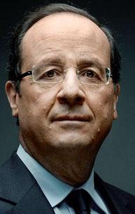 François Hollande, Nœud Nord en Capricorne, maison VIII.