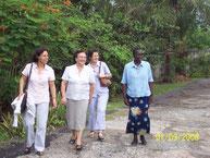 Nos Soeurs de l'EG au Gabon
