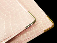 かわいい オシャレ おすすめ 文庫判 ブックカバー A6 ピンク