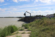 Abzweig der Mosoni Donau