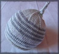 Bonnet lutin coton bébé pastel