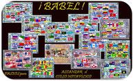 """Babel hacia el """"cielo"""" notafílico"""