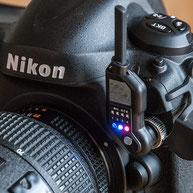 Testbericht: Funkfernauslösung SMDV RFN-4s für Nikon DSLR, Foto: Klaus Schoerner