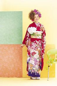 minori振袖カタログ JM23-24 販売価格 248,000円 オーダーレンタル 148,000円