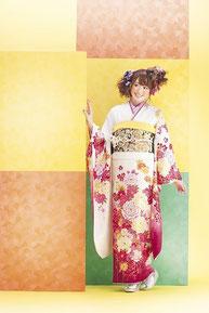 minori振袖カタログ JM21-21 販売価格 298,000円 オーダーレンタル 178,000円