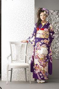 minori振袖カタログ JS-004 販売価格 248,000円 オーダーレンタル 148,000円