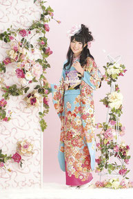 minori振袖カタログ JS-008 販売価格 298,000円 オーダーレンタル 178,000円