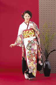 minori振袖カタログ JS-018 販売価格 398,000円 オーダーレンタル店頭発表