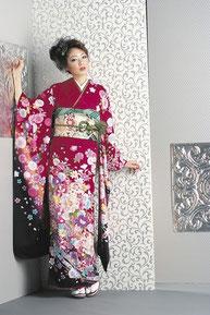 minori振袖カタログ JS-002 販売価格 198,000円 オーダーレンタル 128,000円