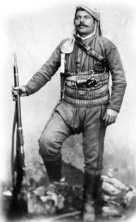 Murad Sebastia und seine Milizen nahmen 1915 an der Schlacht von Erzincan um Sivas und 1918 an der Schlacht von Baku teil.