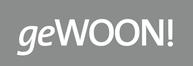 Logo geWOON!