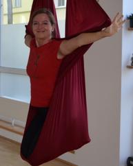 Monika Plocek - Seniorenfitnesstrainer, Yoga,