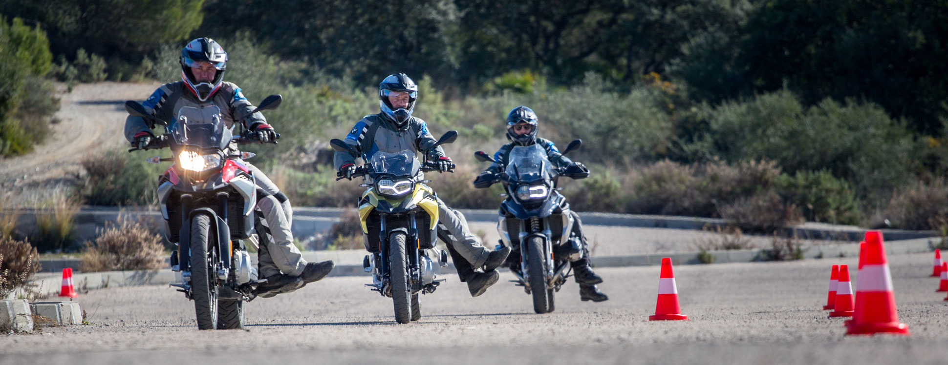 Motorraddatiing-Zertifikat