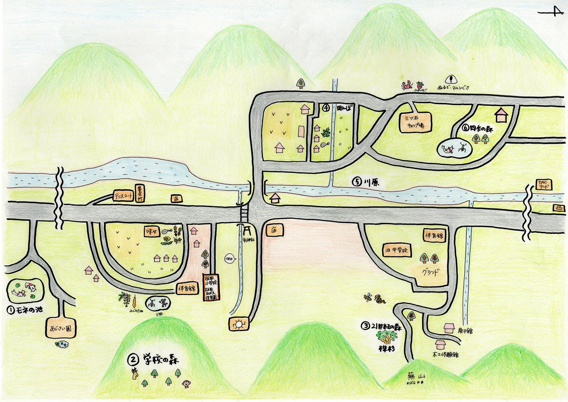 保育園マップ