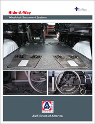 Download product sheet Hide-A-Way wheelchair restraint system