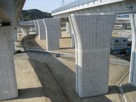 東海環状美濃関JCT東高架橋下部工事
