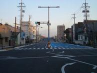 258号藤江町歩道整備工事