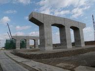 東海環状飯積北地区高架橋下部工事