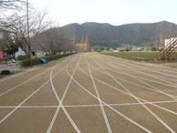 岐阜大学屋外運動場(陸上競技場)改修工事