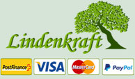 Logo Lindenkraft Online-Shop & Massagen