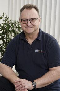 Wellsana Basel Team, Geschäftsführer Ronald Winter, Dipl. med. Masseur Lymphtherapeut nach Földi in Basel
