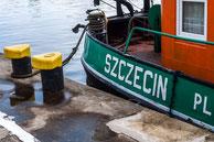 Hafen, Stettin