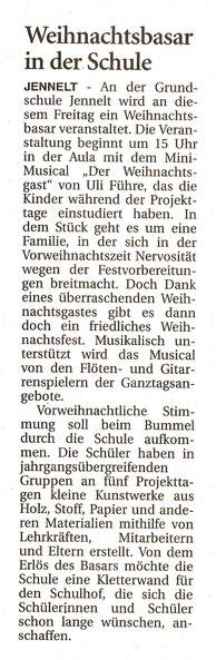 Ostfriesenzeitung 7.12.2017