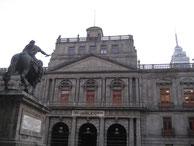 Obras Palacio de Minería
