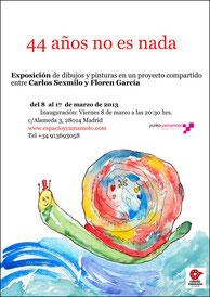EXPO Carlos Sexmilo y Floren Garcia