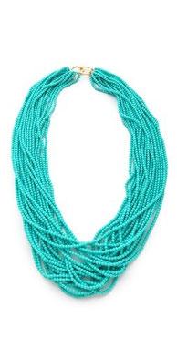 -Kenneth Jay Lane for Shopbop-Beaded collar