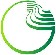 ジオパークのロゴ