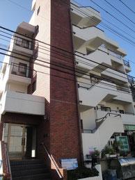 YDM百合ヶ丘ビル 5階(最上階)エレベータでどうぞ!