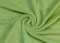 Plüsch grün
