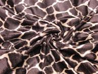 Fellimitat kurzhaar Giraffe
