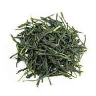 Foto, Grüner Tee aus Japan, Aracha, Sencha, Rohtee