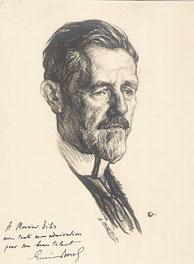 Emile Borel  professeur  1930
