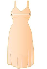 Damenkleider für mollige Frauen , Kleider in XXL  , ab Größe 50