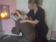 massage du dos amma