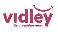 Vidley. De VideoWenskaart