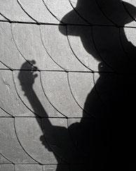 Der Mann, der schneller spielt als sein Schatten... ;-)