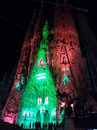 Рождество в Барселне