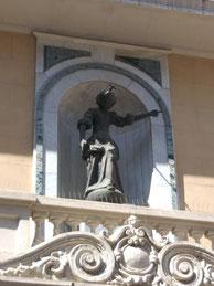 Барселона. Площадь Ангела