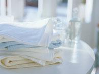 花粉が多い時は、タオルや布団はやっぱり部屋干し!