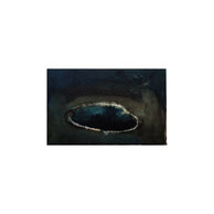 o.T., 5x7 cm, Aquarell, 2019