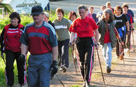 Nordic-Walking in der Oberpfalz