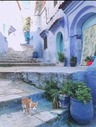 モロッコ・シャウエンに住むmika のブログ