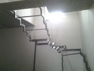 Лестница металлическая каркас в Тюмени недорого