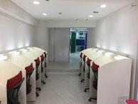 駒込の自習室の写真