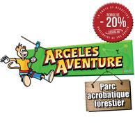 Argeles aventure partenaire Loisirs 66