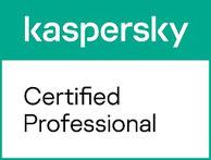 Kaspersky Cetrified Professional Logo